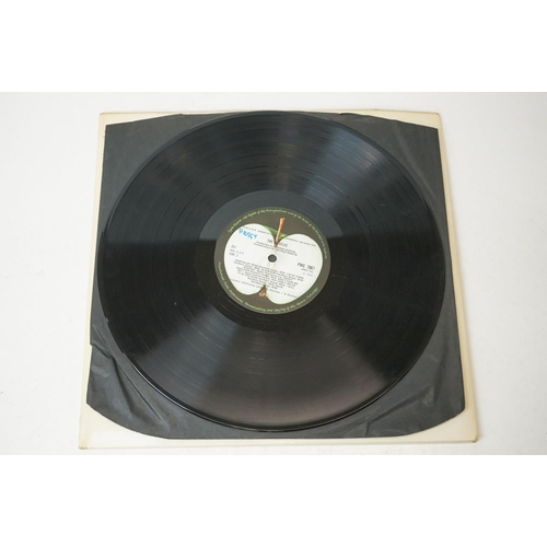 3 - Vinyl - The Beatles White Album (PMC 7067) low number 0052710.  Top loader sleeve is at least VG+ wi...