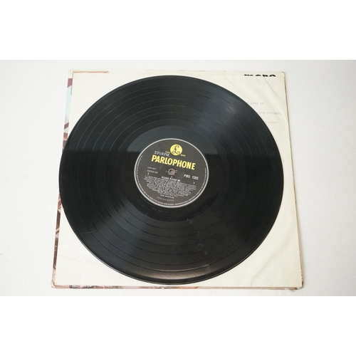 4 - Vinyl - The Beatles Please Please Me (PMC 1202) yellow/black Parlophone label, Recording First Publi...