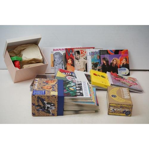 647 - CDs - 13 Bananarama and Erasure CDs and CD Box Sets to include Erasure Snow Globe Deluxe Box Set and...