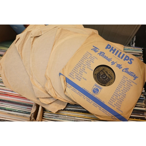 924 - Vinyl - Around 200 MOR, Easy Listening & Pop LPs to include Neil Young, Don McLean, Al Stewart, Cat ...