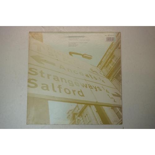 528 - Vinyl - The Smiths Strangeways Here We Come LP on Rough Trade ROUGH106, sleeves vg++, vinyl vg++