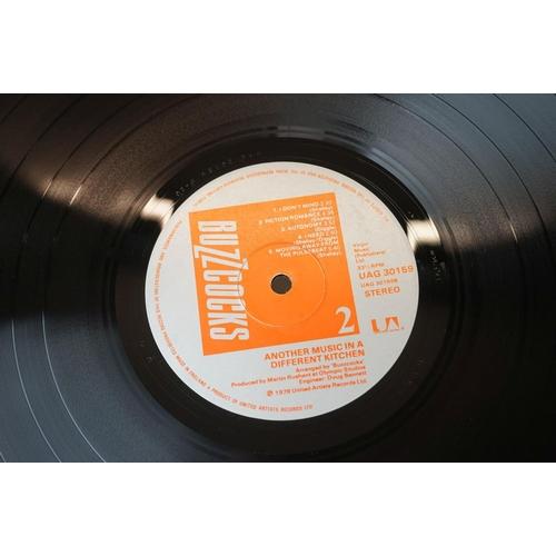 534 - Vinyl - Seven Punk / Alternative LPs, 12