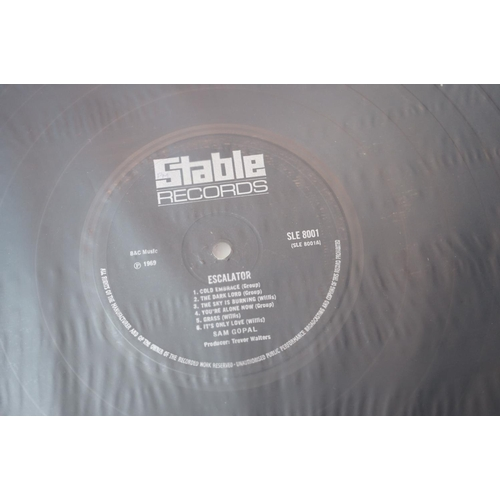 538 - Vinyl - Three LPs to include Rolling Stones Out On Bail, The Flamin' Groovies Karm Sutra KSBS2031 an...