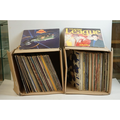 778 - Vinyl - Over 100 Rock, Pop and other genre LPs to include Hall & Oates, Human League, Eagles, John D...