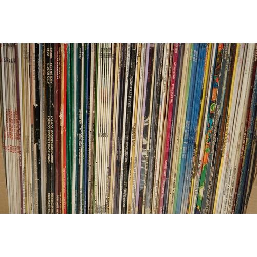 950 - Vinyl - Around 200 LPs featuring Country, MOR, Rock, Easy Listening etc, sleeves gd+-vg, vinyl vg++ ...