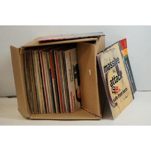 952 - Vinyl - Around 75 LPs and 12