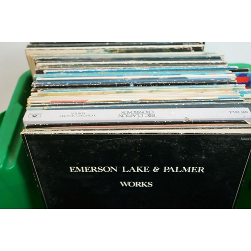 953 - Vinyl - Rock & Pop collection of approx 50 LP's spanning genres and decades including Cream, Woodsto...
