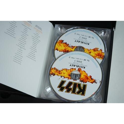 710 - Memorabilia - KISS - Kissology Ltd Edition DVD box set (DefSTAR Records – DFBP-42~60) Japan release...