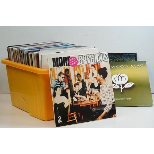 961 - Vinyl - Approx 90 LP's & 12