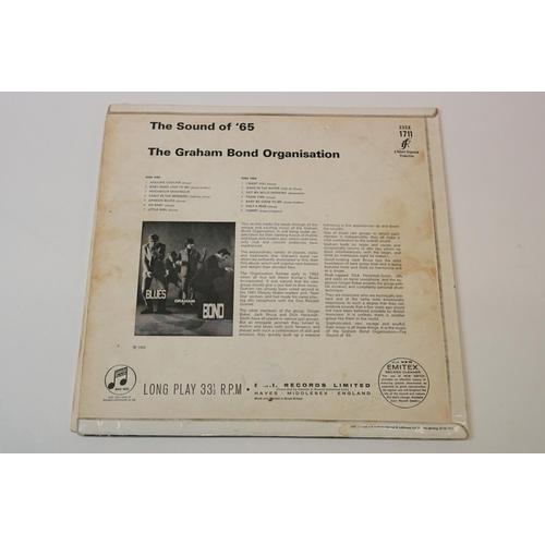 211 - Vinyl - The Graham Bond Organization – The Sound Of '65. Original UK 1st pressing Mono Blue Columbia...