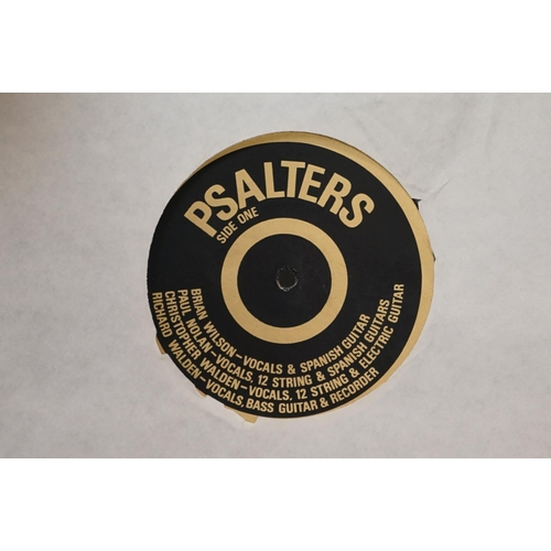 230 - Vinyl - Psalters – Psalters rare 1972 Acid Folk / Psych UK Private pressing on SPOT Records (SPOT LP...