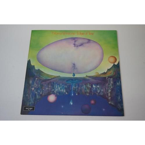 231 - Vinyl - Norma Winstone – Edge Of Time (1971, ARGO Records, ZDA 148) Original UK 1st pressing of this...