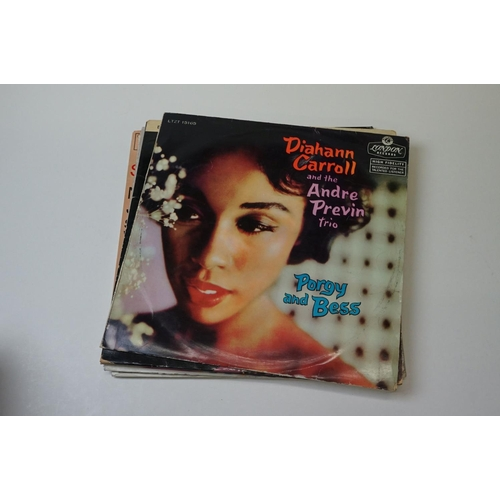 245 - Vinyl - Blues / Latin / Jazz – 21 female fronted albums including Annie Ross Sings A Song With Mulli...
