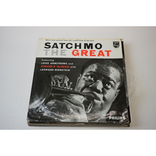 257 - Vinyl - Cool Jazz / Bop - 24 mainly UK 1st Pressing albums including Dexter Gordon & Slide Hampton (...