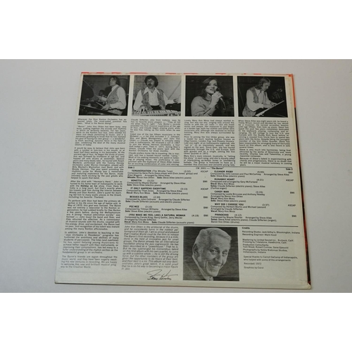 268 - Vinyl - The Baron Von Ohlen Quartet featuring Mary Ann Moss 'The Baron' a great copy of this indecen...