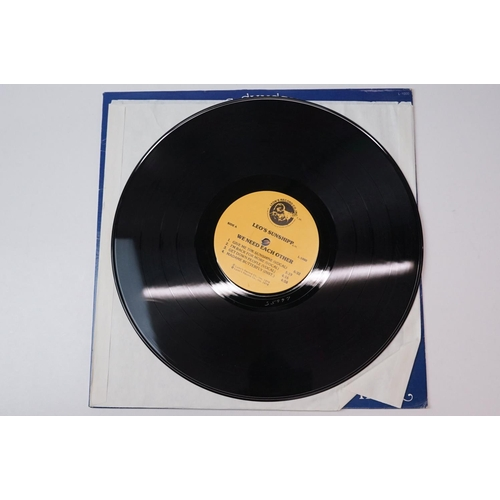 286 - Vinyl - Leos Sunshipp 'We Need Each Other' (1978 US 1st pressing on Lyon's Record Co. L-1000) A grea...