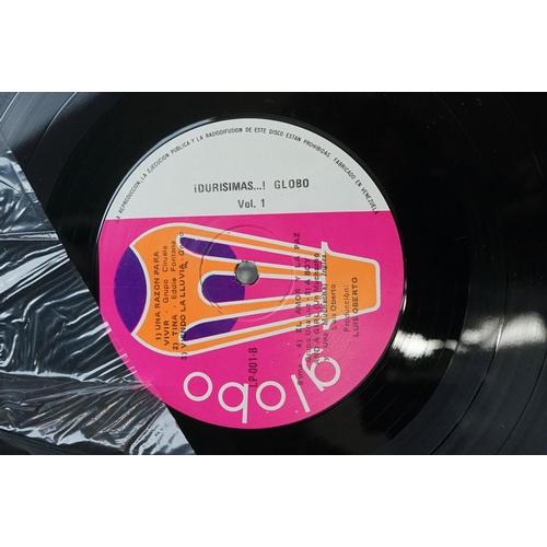 288 - Vinyl - Psych / Acid Folk 'Durismas…! GLOBO Vol. 1'  (1971 Venezuelan 1st pressing on Globo Records ...