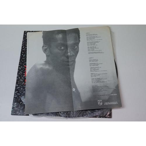 289 - Vinyl - Luiz Melodia 'Perola Negra' (1973 Brazilian 1st pressing on Phillips Records, 6349067), a ra...