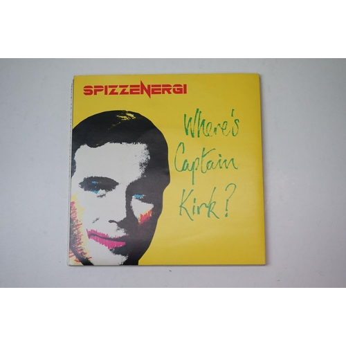 319 - Vinyl - 8 UK first pressing post punk / 2 Tone / New Wave singles including The Teardrop Explodes, E...