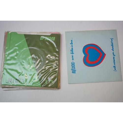 327 - Vinyl - The Buzzcocks x 6 original UK pressings including a rare original 1st pressing of The Spiral...