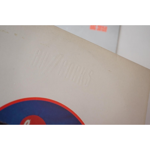 328 - Vinyl - The Buzzcocks 4 x LP's including two rare original private pressing albums 'Best in Good Foo...