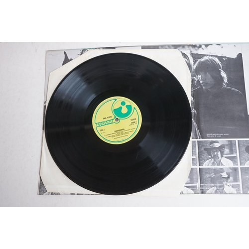 1079 - Vinyl - Four Pink Floyd LPs to include Piper at the Gates of Dawn SX6157, blue/silver label text, An...