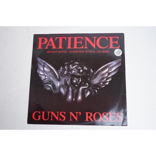 1115 - Vinyl - Lenny Kravitz Always On The Run Box Set VUST34 plus Guns n Roses Appetite For Destruction, 3...