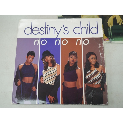 1095 - vinyl - 10 Destiny's Child 12