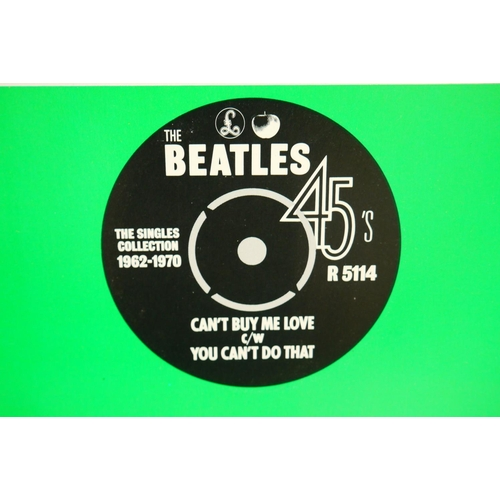 805 - Vinyl - The Beatles Collection Box Set of 24 x 7