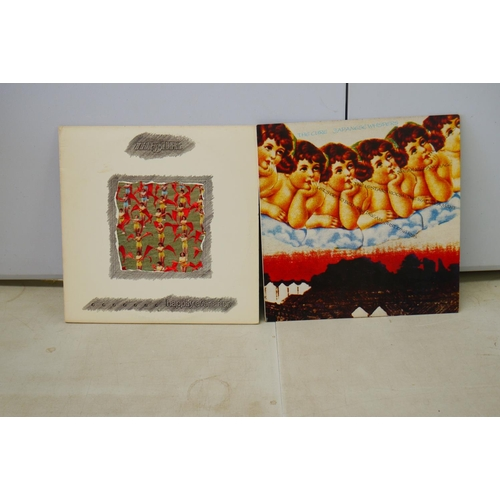 808 - Vinyl - Two The Cure LPs to include Happily Ever After & Japanese Whispers, sleeves vg, vinyl vg+