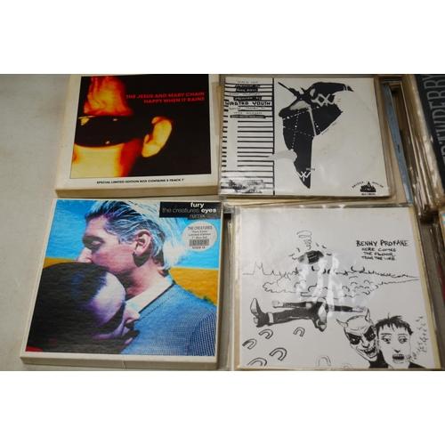 975 - Vinyl - Fantastic collection of Goth, Rock, Punk, Alternative 7