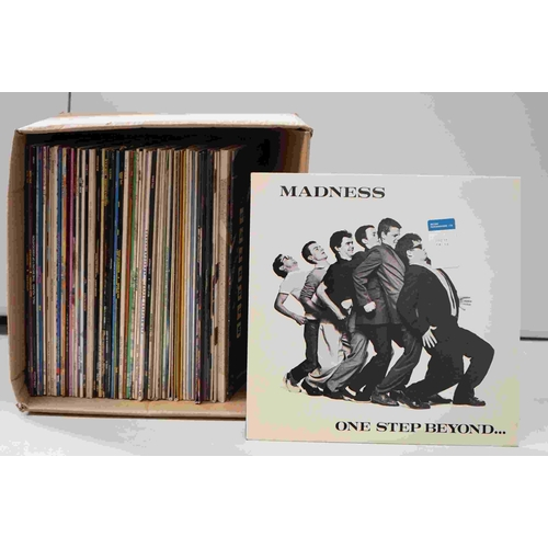 617 - Vinyl - Around 60 Pop & Rock Lps in immaculate condition to incldue INXS, Madness, NIk Kershaw, Robb...