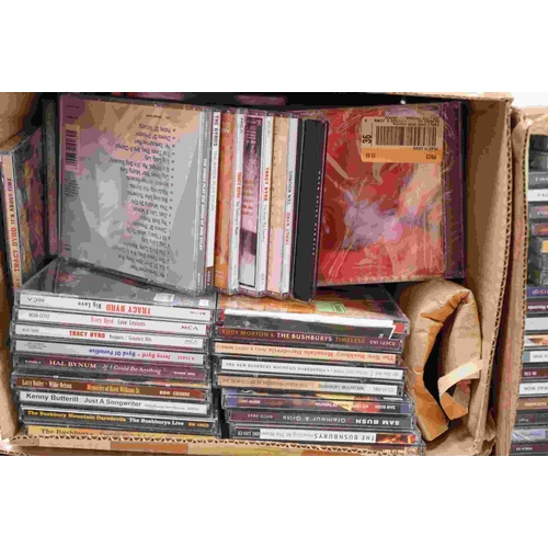 795 - CDs - Around 400 CDs featuring Country, Easy Listening etc, vg