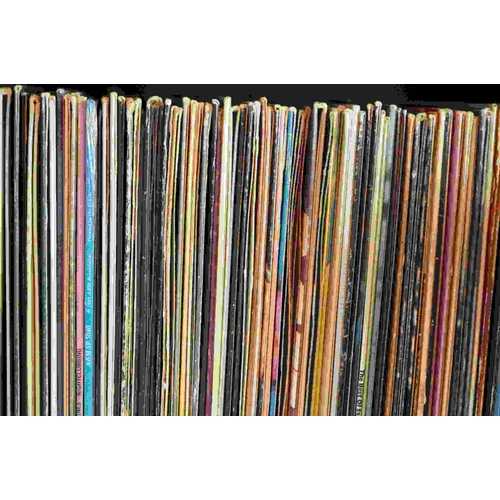 809 - Vinyl - Around 60 Rock, Pop, Jazz, Motown etc LPs to include Tears For Fears, Human League, Stevie W...