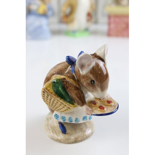 8 - Eight boxed Beswick Beatrix Potter to include Cottontail 1985, Tom Thumb 1987, Jemima Puddleduck 194...