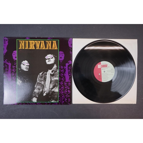 13 - Vinyl - Two Nirvana LPs to include The Story of Simon Simopath LP on Bell Records 6015-S Stereo, blu...
