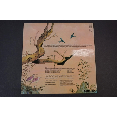 15 - Vinyl - Nirvana Songs of Love and Praise LP on Philips 6308089, stereo, inner sleeve with cut outs s...