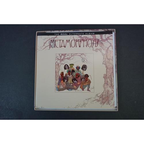 1002 - Vinyl - ltd edn The Real Alternate Album Rolling Stones Metamorphosis 3 LP / 2 CD Box Set RTR005, he...