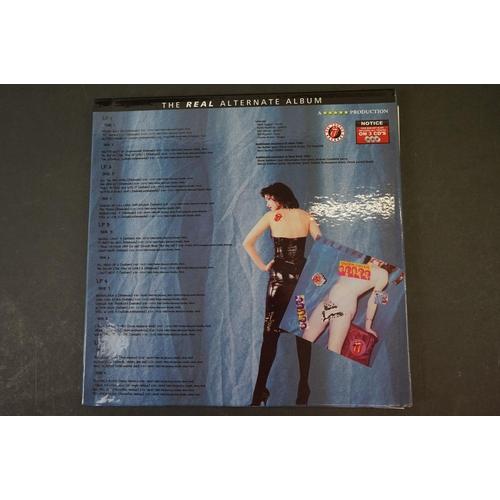 1003 - Vinyl - ltd edn The Real Alternate Album Rolling Stones Undercover 5 LP / 3 CD Box Set RTR013, heavy...