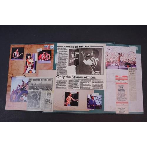 1009 - Vinyl - ltd edn The Real Alternate Album Rolling Stones Leeds July 25 1982 3 LP / 2 CD Box Set RTR 0...