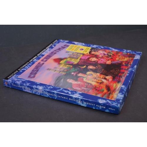 1012 - Vinyl - ltd edn Another Alternate Satanic Majesties Request Rolling Stones Album 4 LP / 3 CD Box Set...