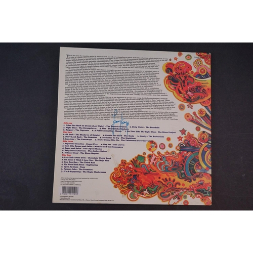106 - Vinyl - Nuggets Original Artifacts From The First Psychedelic Era 1956-1968 2 LP on Elektra (ex)
