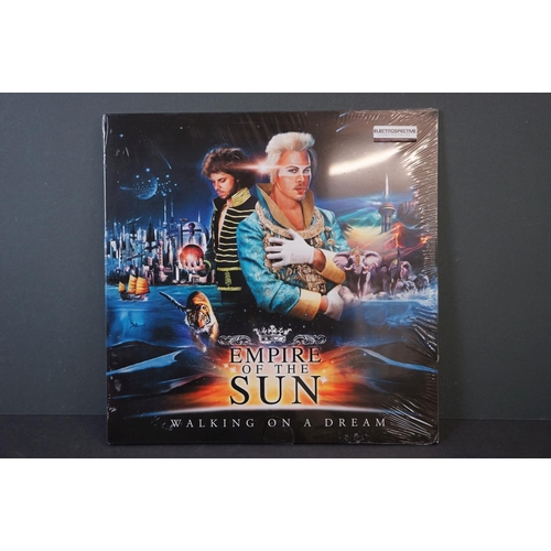 58 - Vinyl - Two Empire of The Sun LPs to include Walking on a Dream (sealed with slight split) and Ice o...