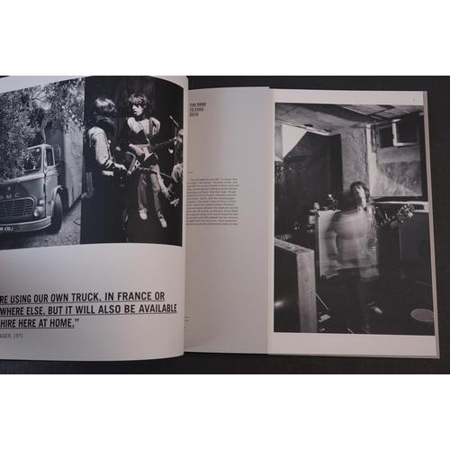 1020 - Vinyl - ltd edn The Rolling Stones Exile On Main St 2 LP / 2 CD / DVD Box Set 273429-9, complete wit...