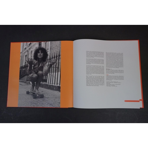 1041 - CD - Marc Bolan & T Rex  Unchained Home Recordings & Studio Outtakes 8 CD Set UNCHBOX01 ex
