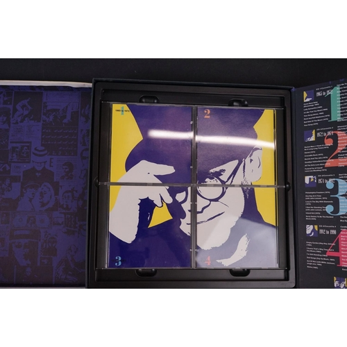 1051 - CD - Elton John To Be Continued Box Set MCAD4 - 10110 complete and vg