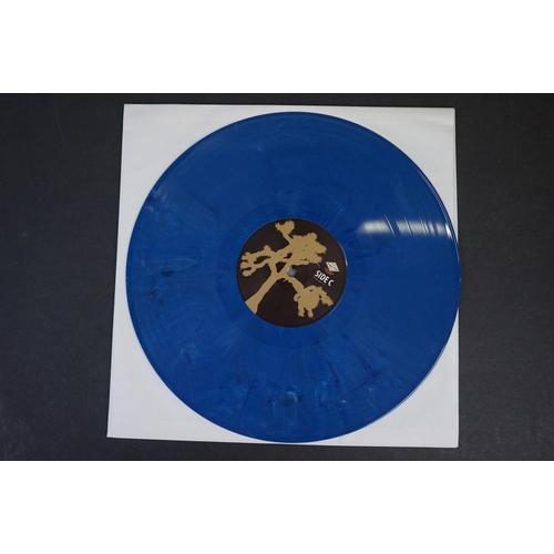 1053 - Vinyl - ltd edn U2 Hope, Faith & Vanity 3 LP 2 CD heavy & coloured vinyl box set VVR005 (174/300)