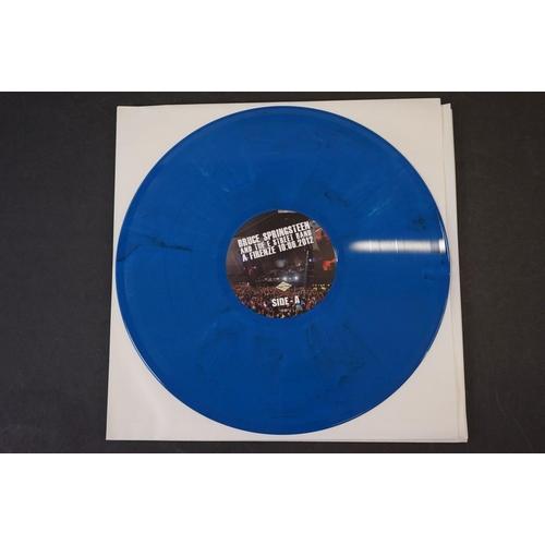 1060 - Vinyl - ltd edn Bruce Springsteen and The E Street Band A Firenze 10.06.2012 5 LP 3 CD 1 DVD heavy c...