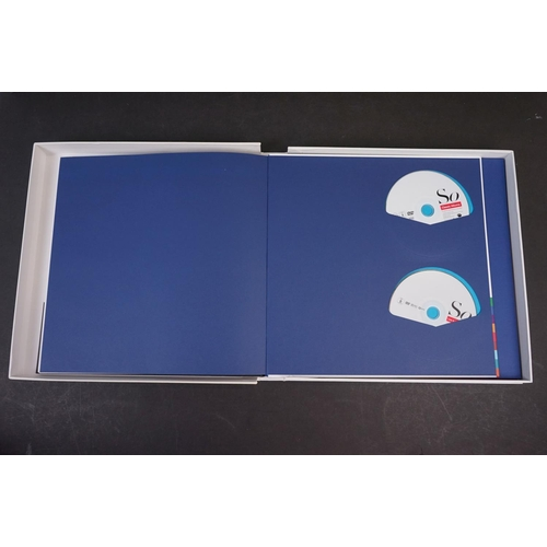 1069 - Vinyl / CD / DVD / Autograph - Peter Gabriel So 25th Anniversary Deluxe Box Set (2px40vju) signed by...