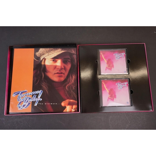 1070 - CD - Tommy Bolin The Ultimate... Box Set on Geffen 2-24248, vg